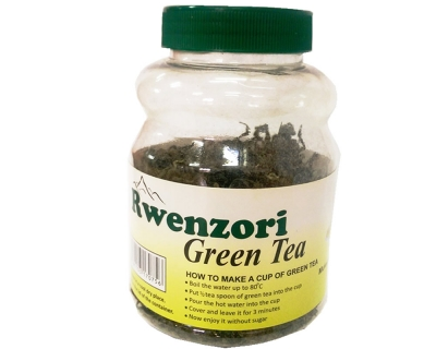 Rwenzori Green Tea