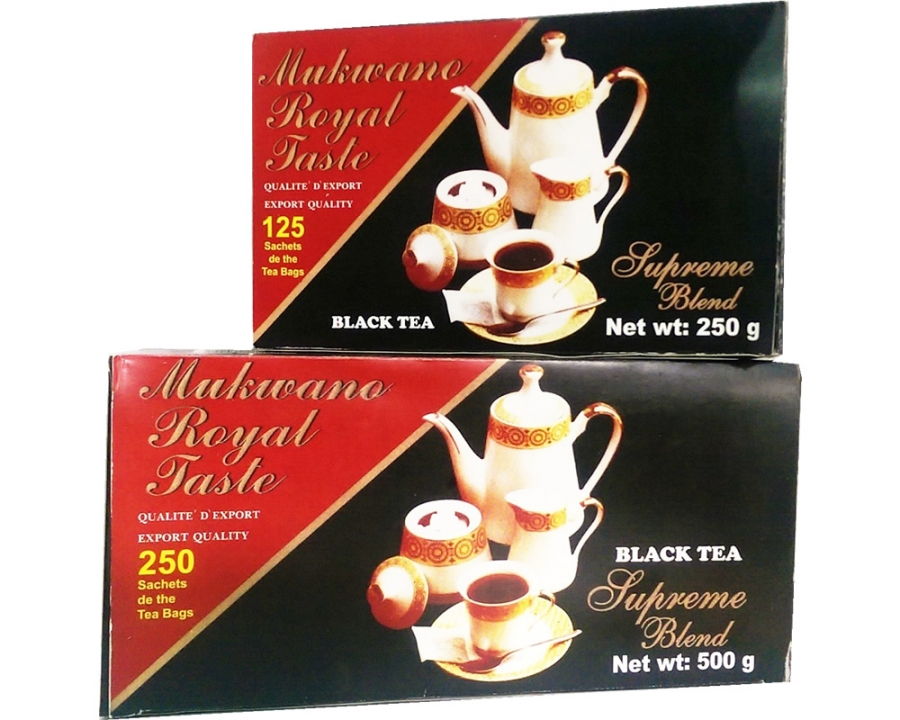 Mukwano Royal Taste Tea