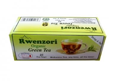 Rwenzori Green Tea Bags